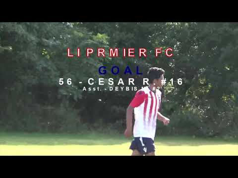 Long Island Premier FC, LI Premier FC BOYS 04 II  Vs. FC Broncos