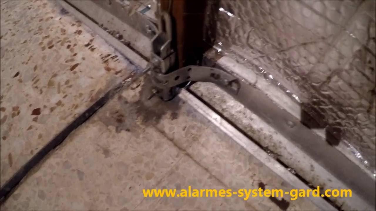 Kit de verrouillage porte de garage somfy dexxo pro www - Verrouillage porte de garage basculante ...