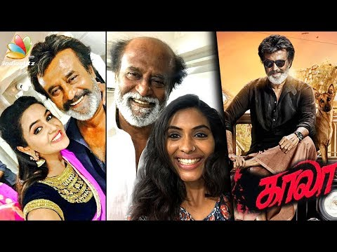 Superstar Rajinikanth's Kaala Shooting Spot Updates | Latest Tamil Cinema News