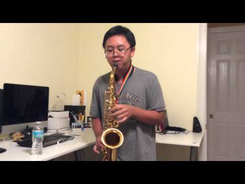 Audition for UM Frost School of Music Young Msucians' Camp