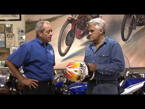 Arai Helmets - Jay Leno's Garage