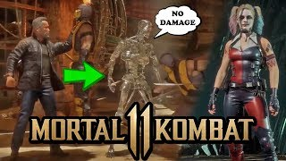 Mortal Kombat 11 - Terminator Can Turn into an Invincible Machine