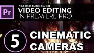 Скачать Premiere Cinematic Cameras Tutorial Part 5