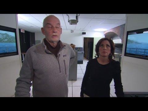 Simulator demonstrates Exxon Valdez mishap