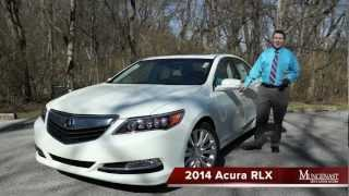 2014 Acura RLX Test Drive Review
