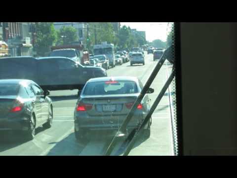 Riding the DC Streetcar - H Street/Benning Road line