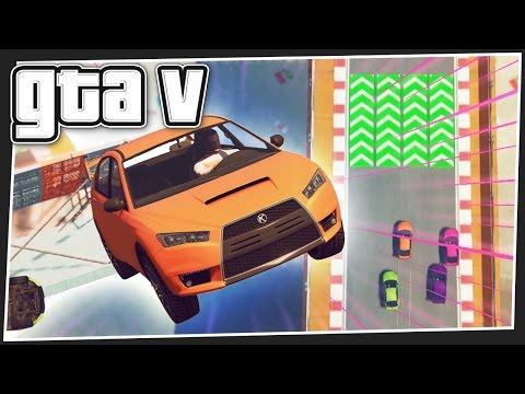 MICRO MACHINES | GTA 5 Online Tiny Racers