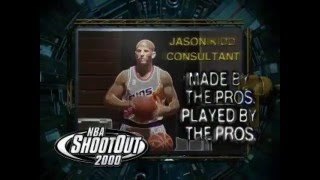 NCAA Final Four 2000 (PSX) Western Illinois Leathernecks vs Wisconsin Badgers