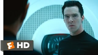 Star Trek Into Darkness (5/10) Movie CLIP - My Name is Khan (2013) HD