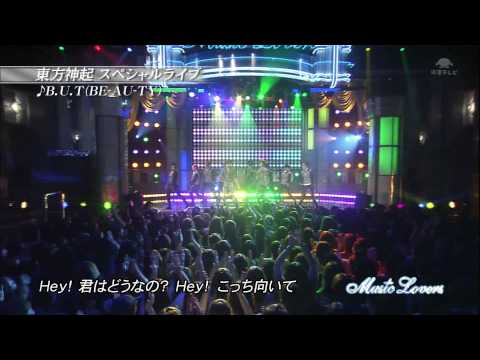 Tohoshinki - B.U.T (BE-AU-TY) (Music Lovers - 2011.10.02).ts