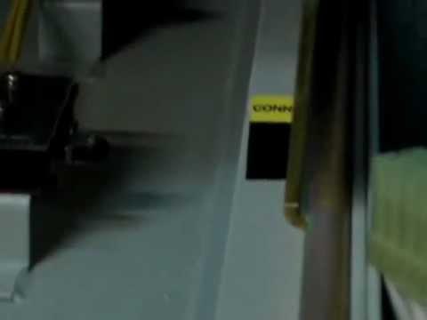 HV Circuit Breaker Rack In/Out - Demo at Shipyard