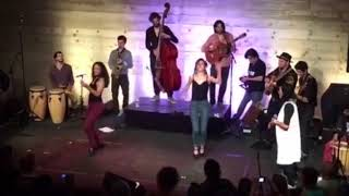 Marcela y los Murchales- Peña Tzigane