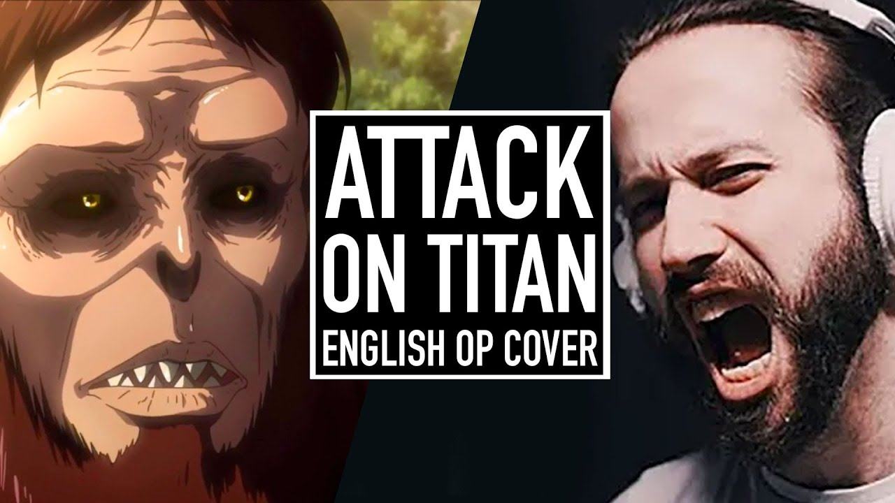 Attack on Titan Opening 5 (English Cover by Jonathan Young)