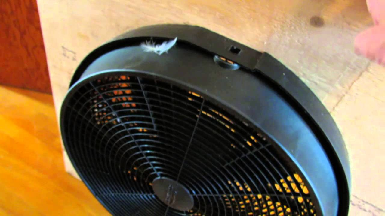 CHEAP DIY Whole House Fan Cool without AC YouTube