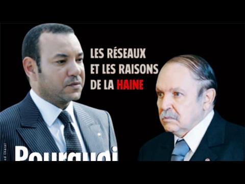 Maroc Algérie : Le glas a  t'il sonné pour le pouvoir algerien ?
