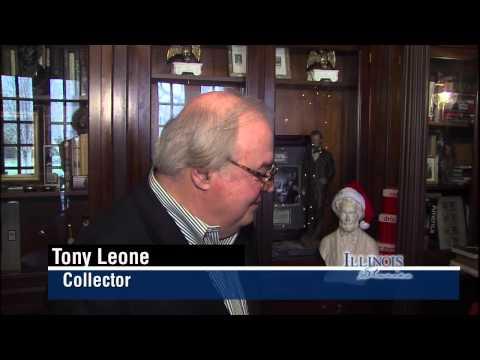 Illinois Stories   Civil War Santa