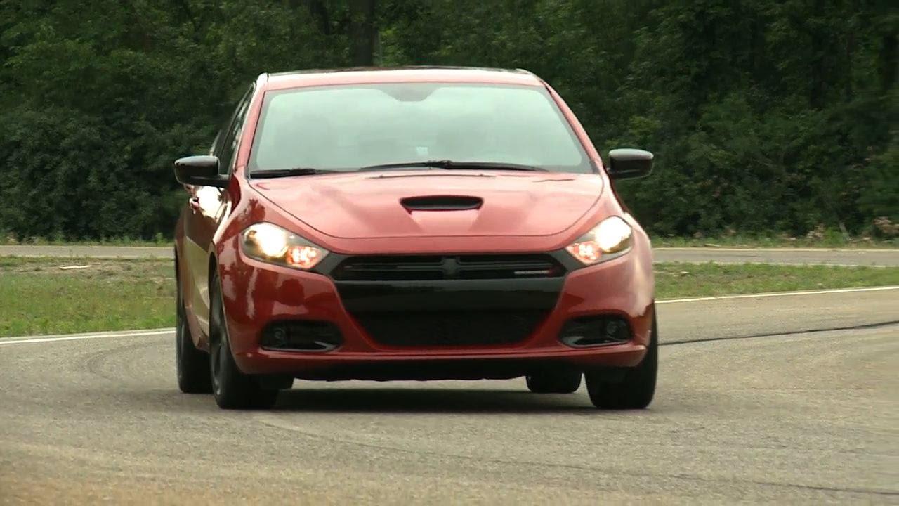 2016 Dodge Dart Sxt Running Footage