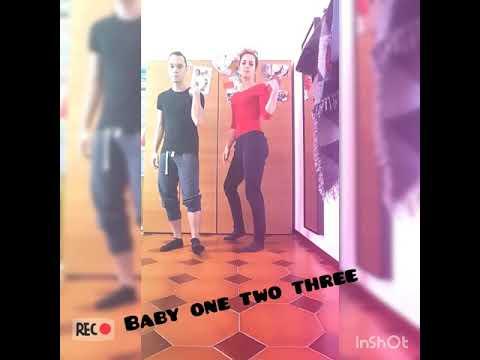 Testa Spalla baby one two three - I nikki