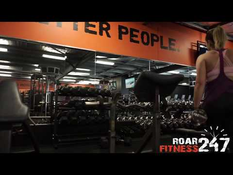 Roar Fitness 247 - Canning Vale - Gym Tour