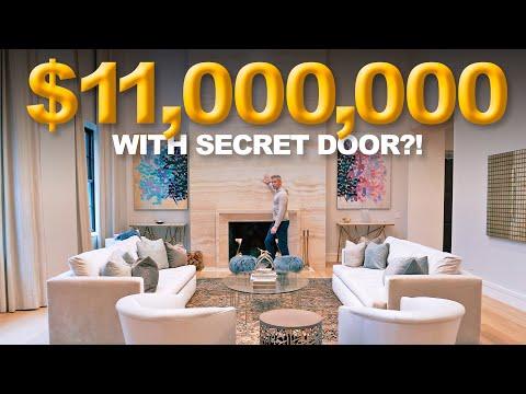 Inside an $11 Million NYC Apartment with SECRET DOOR | Ryan Serhant Vlog #102