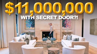 Inside an $11 Million NYC Apartment with SECRET DOOR | Ryan Serhant Vlog #102