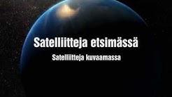 Satelliitteja etsimässä - Satelliittien kuvaaminen