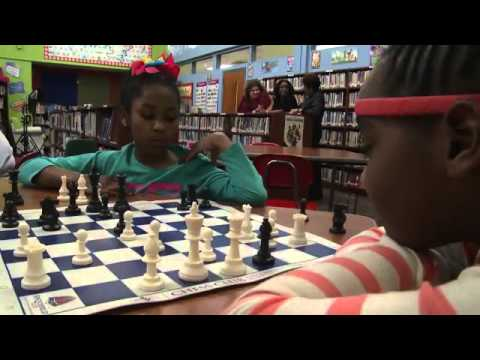 Let's empower kids through Chess