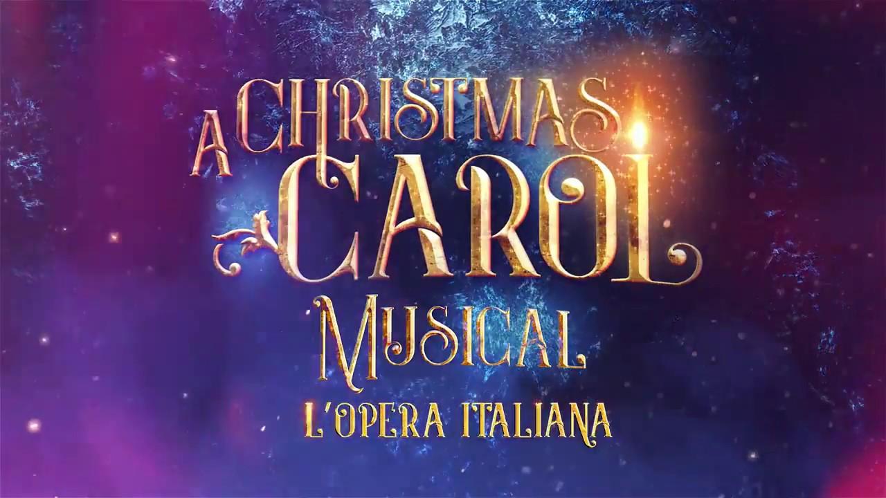 a christmas carol musical 2018