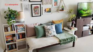 Asian Paints Presents Home-Work With The Experts Feat. Anjari