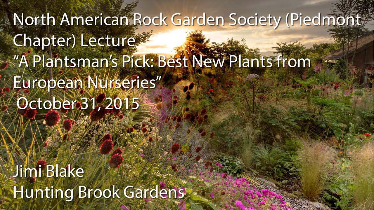A Plantsman\'s Pick: Best New Plants from European Nurseries\