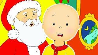 Caillou auf Deutsch neue Folgen ★ Caillou und das Weihnachtsmann COMPILATION ★ HD 2018 ✔