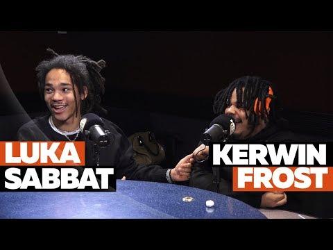 Luka Sabbat & Kerwin Frost On 'Grown-ish', Spaghetti Boys & Virgil Abloh