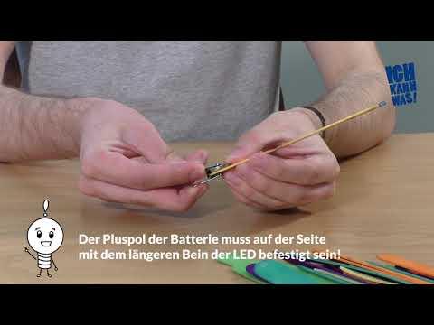 """""""Ich kann was!"""": Videotutorial LED Taschenlampe"""