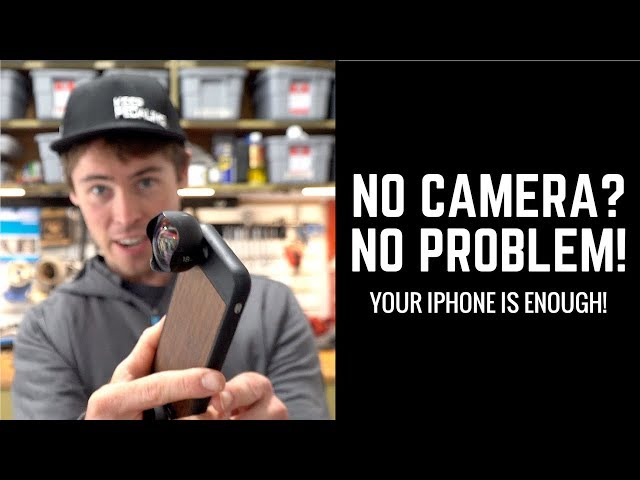 5 sneaky tips for PROFESSIONAL iPhone videos!