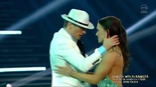 Freestyle - Edis Tatli & Katri Mäkinen   Tanssii Tähtien Kanssa   MTV3 Video