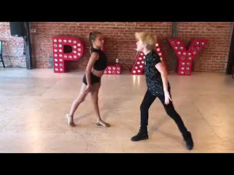Shawn Mendes There's Nothing Holding Me Back, Lev And Sofia Show Dance
