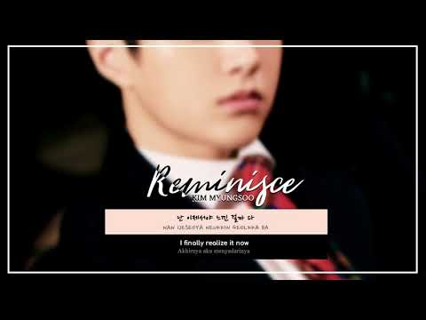 [Rom/Eng/Ind] INFINITE L (Kim Myungsoo) - 지난 날 (Reminisce / The Day that Passed)