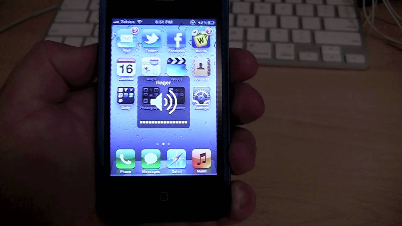 iphone 4s sound not working iphone 4s ringer volume issue 17355