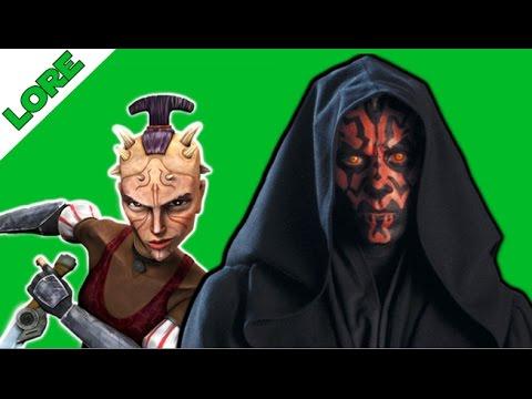 Star Wars Lore – Species and Races Episode II – Zabraks