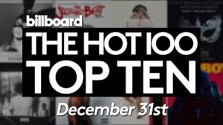 Early release! billboard hot 100 top 10 december 31st 2016 countdown | official