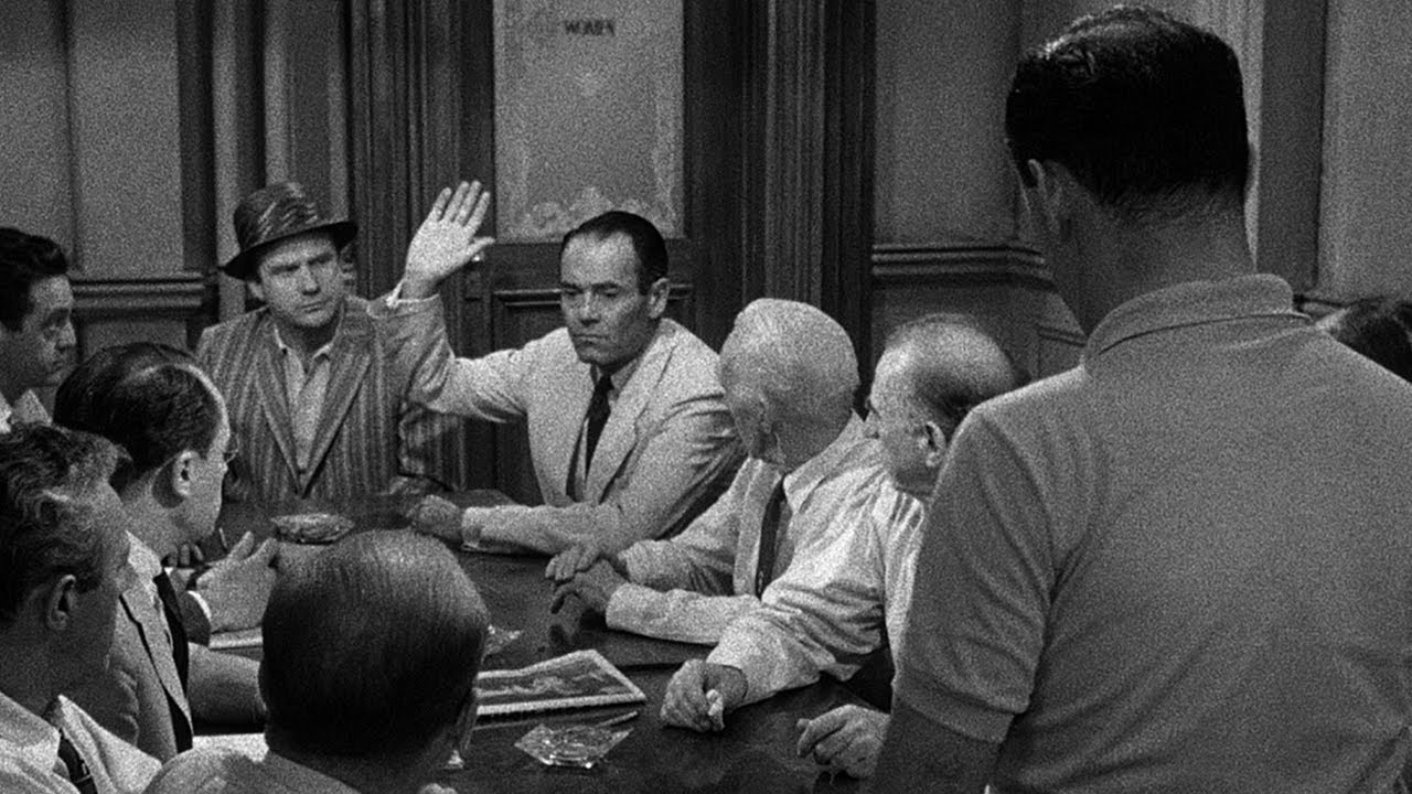 12 angey men conclusion Music and movies essays: 12 angry men 12 angry men this essay 12 angry men and other 63,000+ term papers, college essay examples and free essays are available now on reviewessayscom.