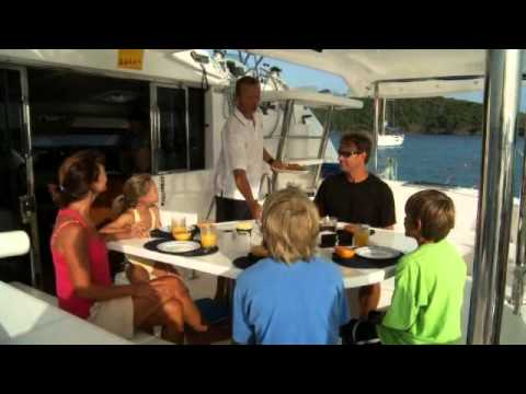 The Moorings - Crewed Yacht Charter Vacations