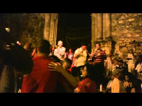 Dancing Dominican Son in Santo Domingo with SalsaCaribe Group & Altilis