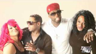 Repeat youtube video Bobby V, 50 Cent & Pinky Live - Altered Ego Video Shoot 2010