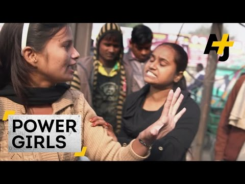 Fighting Rape In India: Power Girls | AJ+ Docs on YouTube