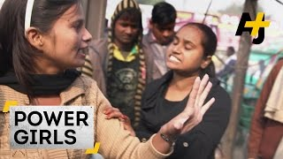 Fighting Rape In India: Power Girls