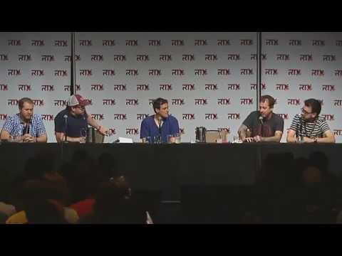 Rooster Teeth RTX 2015 Founding Fathers Panel
