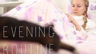 Как проходит мой  ВЕЧЕР| Beauty процедуры, сериал, интернет, книга, чай и кошка