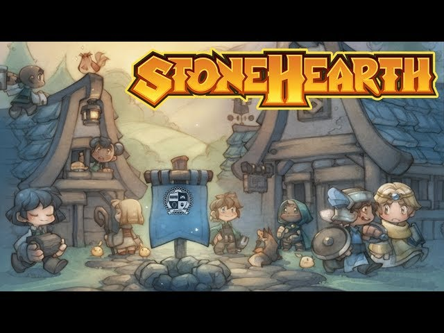 STONEHEARTH Gameplay