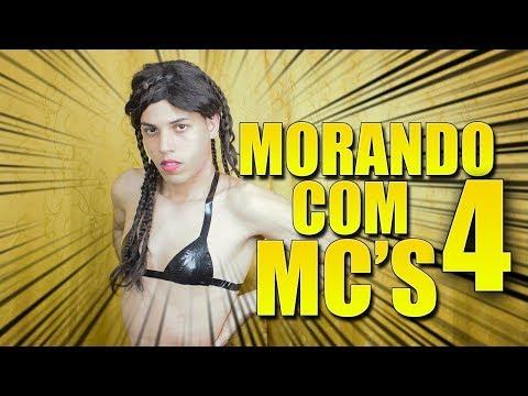 MORANDO COM MC'S - 4